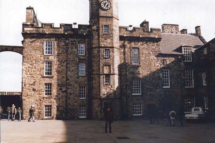 Edinburgh Castle  U0026 Mary  Queen Of Scots